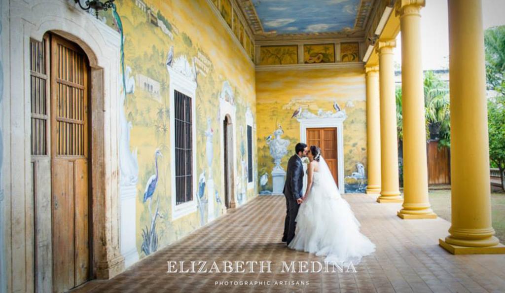 Destination Weddings: Yucatán