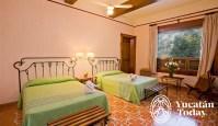 Hacienda Uxmal superior room