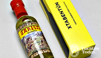 X'tabentun, liqueur of the Maya