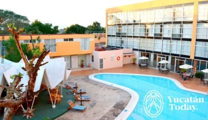 Hotel Maria del Carmen Piscina