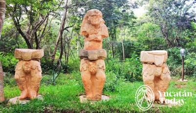 Dzibilchaltun museo pueblo maya 1