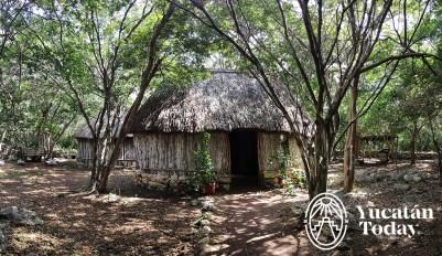 Dzibilchaltun museo pueblo maya 2