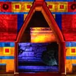 Uxmal Revive de Noche con su Nuevo Video Mapping