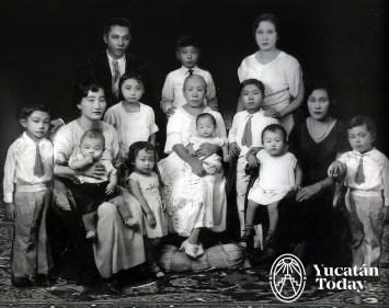 familia coreana, corea, familia corea, inmigración coreana, museo de corea en merida, museos merida
