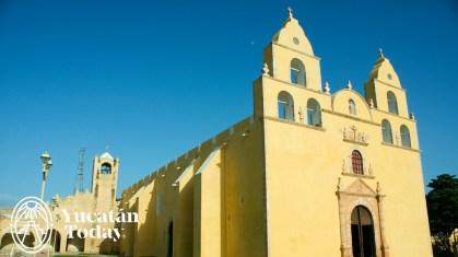 Oxkutzcab iglesia