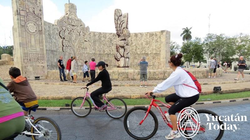 Biciruta (Bicicletas en Renta) @ Paseo de Montejo  | Mérida | Yucatán | México