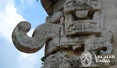 Chaac Chichen Itza Maya Cultura Prehispánica