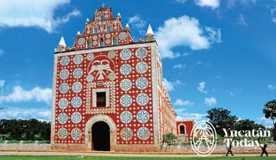 Uayma Convento Santo Domingo