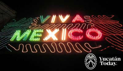 Fiesta Patria viva mexico