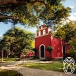 Estancia de Siete Días en Yucatán Abril 2017