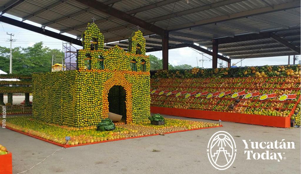 El Evento más Dulce de 2018: La Feria de la Naranja en Oxkutzcab