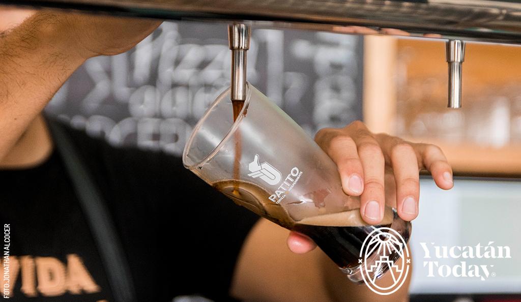 Yucatecan Artisan Beer: Cheers!