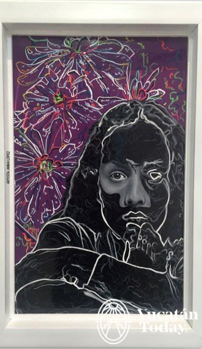Soho Galleries Anna Lopez Boarder 2
