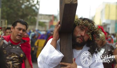 Holy Week Yucatan