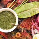 Tikin Xiik', Historia Culinaria Maya
