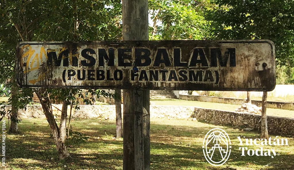 Explora el Misterioso Pueblo Fantasma Misnebalam