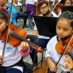"""Niños y niñas """"renacen"""" con la música: Orquesta Sinfónica Infantil y Juvenil"""