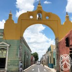 Arcos en Mérida, Puertas a la Historia