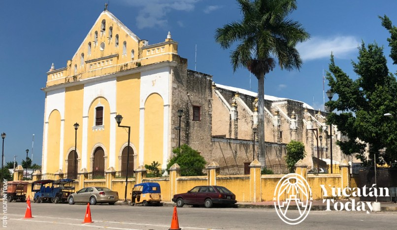 Iglesia de Hunucmá