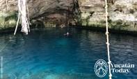 Cenote Yaxbacaltun