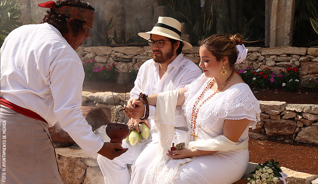 Incredible places for a Maya wedding in Yucatán