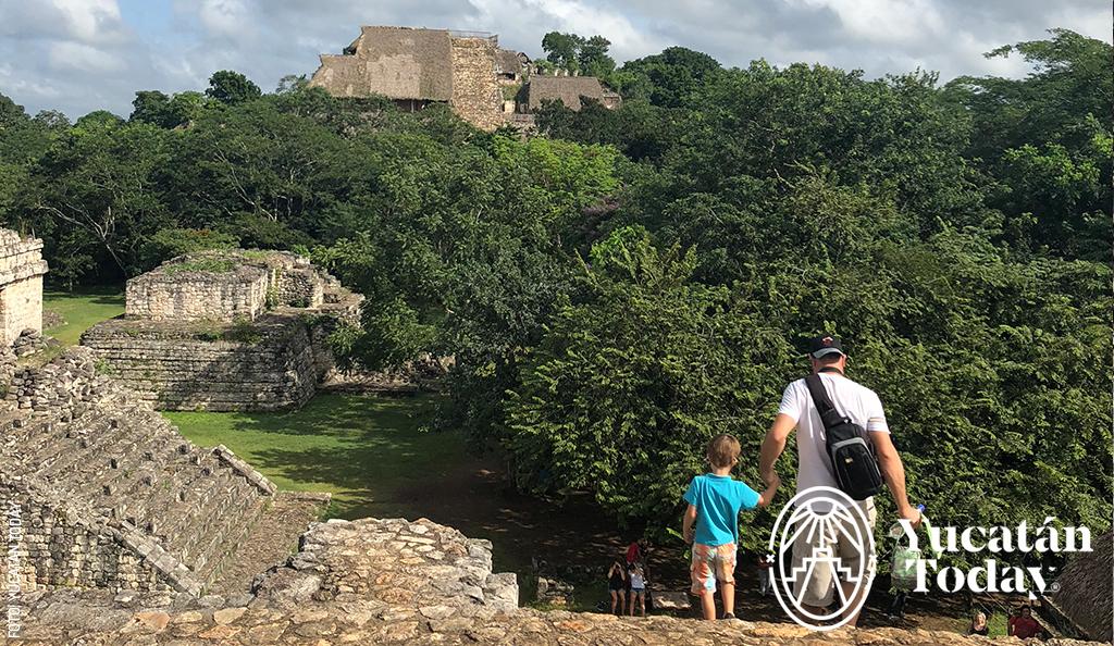 Circuito Ek Balam: del rugido del jaguar a la vida maya actual