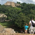 Ek Balam Circuit: from the roar of the jaguar to today's Maya life