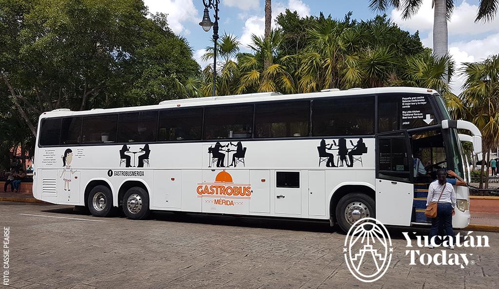 Gastrobus Mérida
