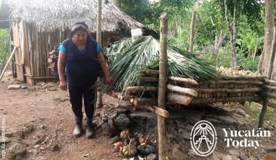 Mujeres-Lenadoras-Madera-en-Kambul-Yucatan-by-Alejandro-Medina