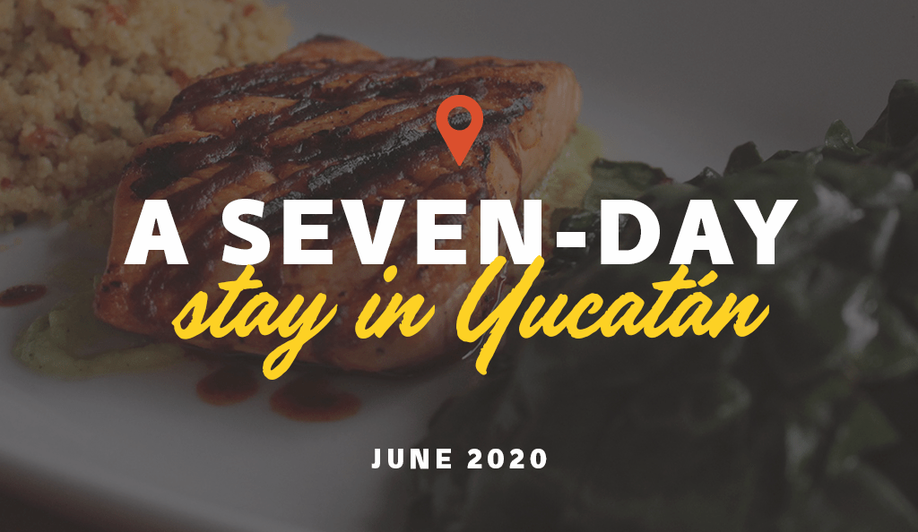 Seven Day Stay: June 2020