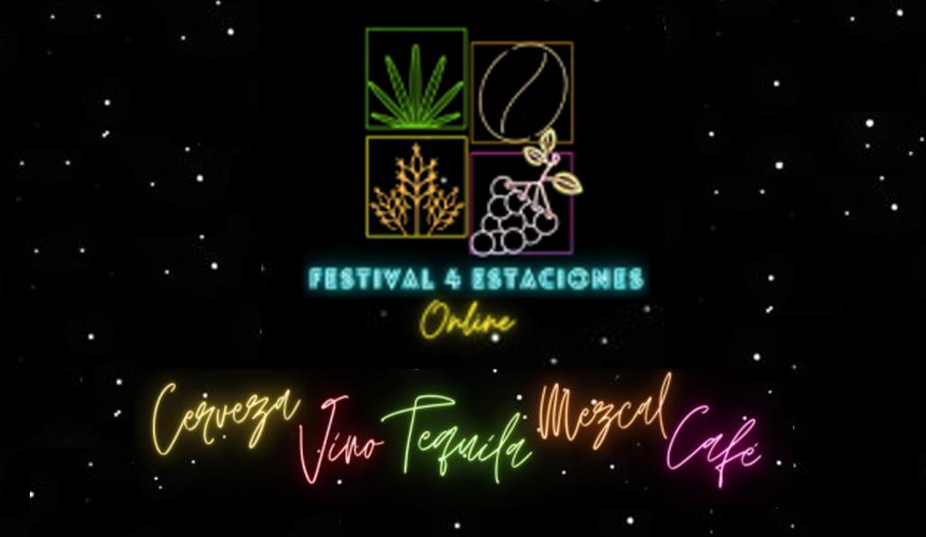 """Festival """"Las 4 Estaciones Online"""""""