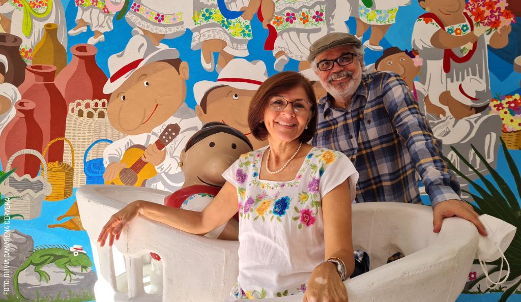 Donia Way en el Corazón de la Cultura Yucateca