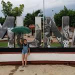 Around Muna