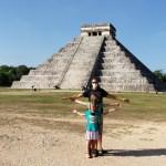 Distanciamiento Social en Chichén Itzá