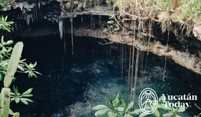 Cenote - Entrada a Xibalbá