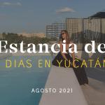 Estancia de Siete Días: Agosto 2021
