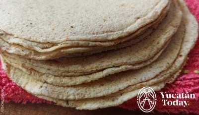 Tortillas by Carlos Rosado
