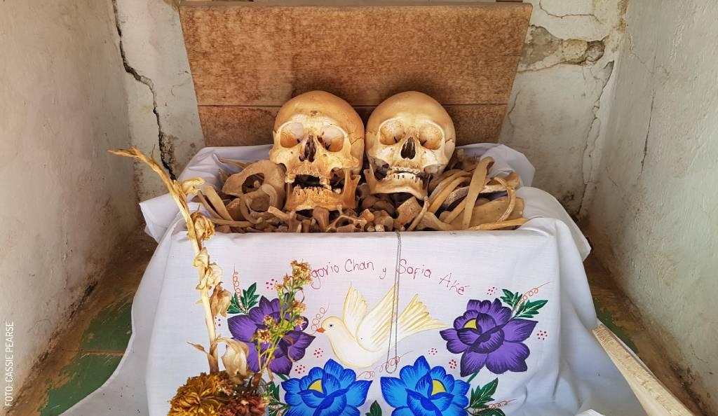 Un Festival de la Vida y la Muerte en Pomuch, Campeche