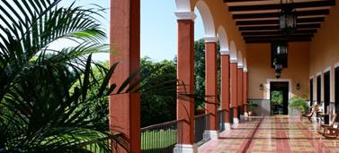 Hacienda Sotuta de Peón Live Hacienda