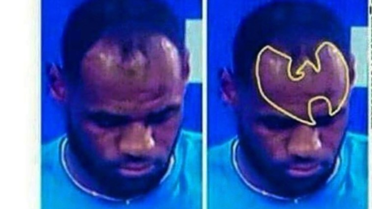 LeBron James Took His Talent to Shaolin