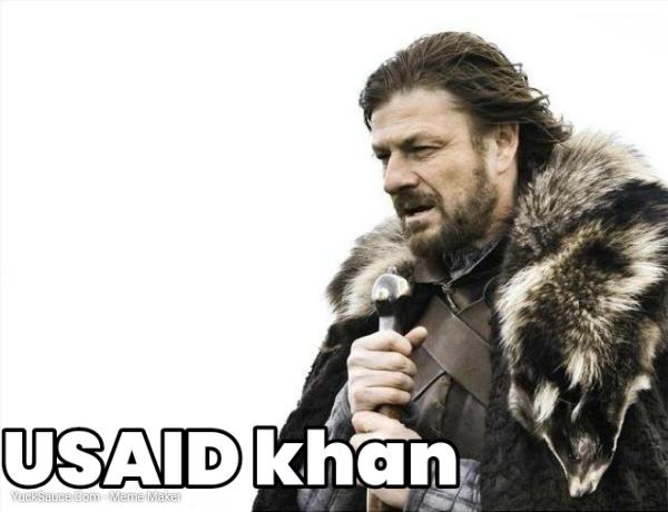 USAID khan