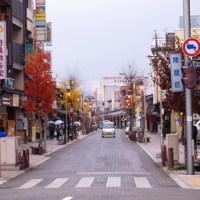 Terjebak di Takayama