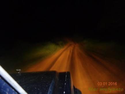riding malam yang seram