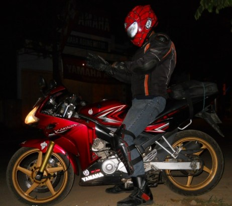 yudibatang spiderman