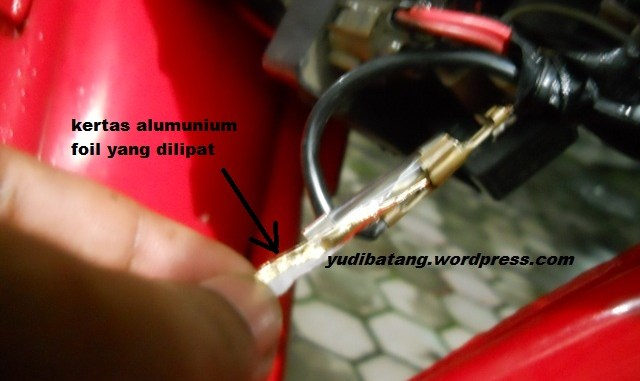 mengakali sekering motor putus