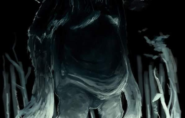 hantu tinggi besar