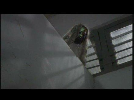 paku kuntilanak_peeking at a ghost