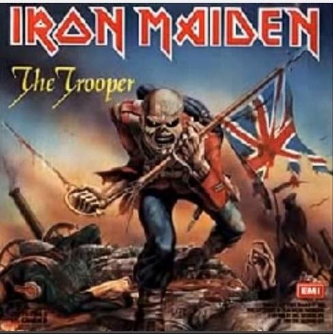 trooper Iron maiden