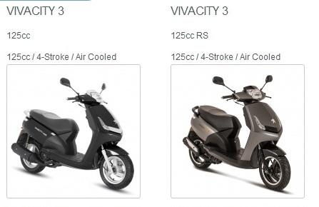 peugeot scooter Vivacity