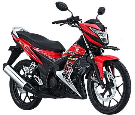 poto Honda new sonic 150r 1